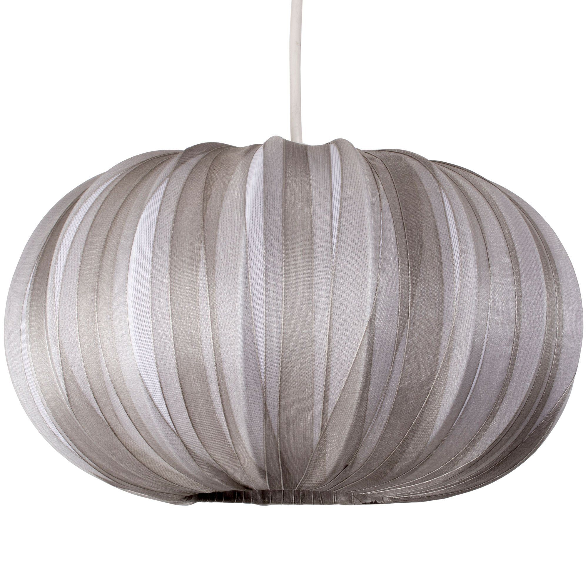 Evan Pendant Light Shade Grey
