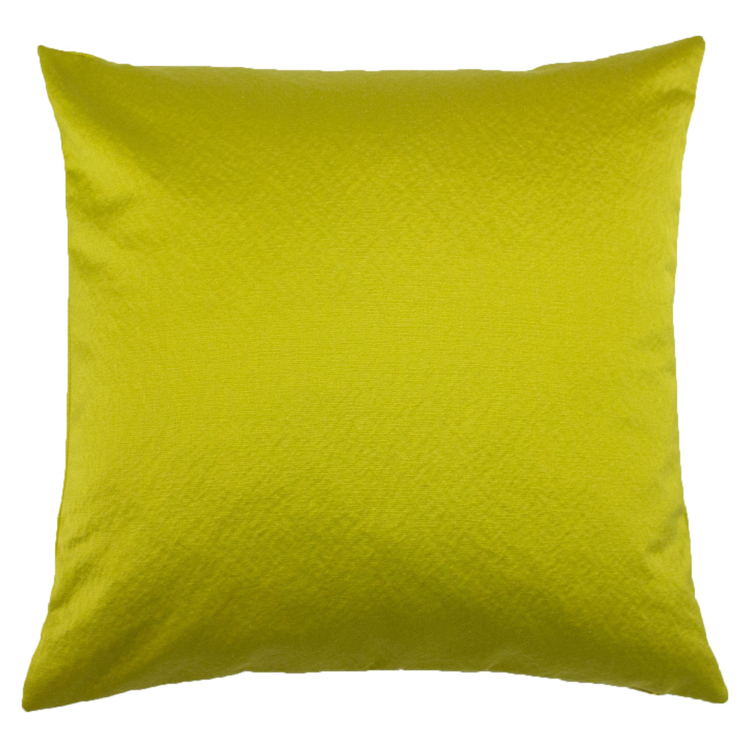 Palermo 45X45 Poly Cushion Citrine