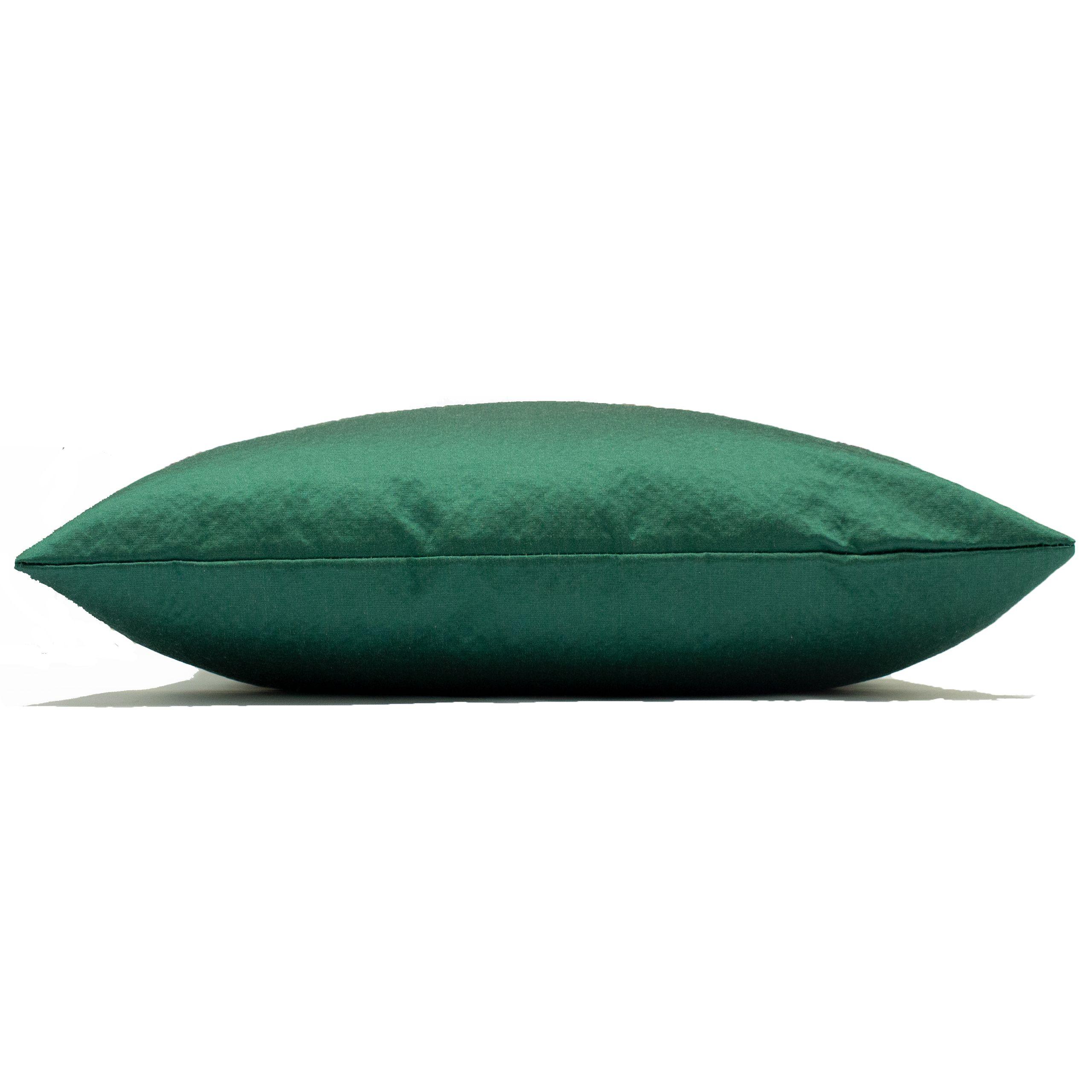 Palermo 45X45 Poly Cushion Emerald