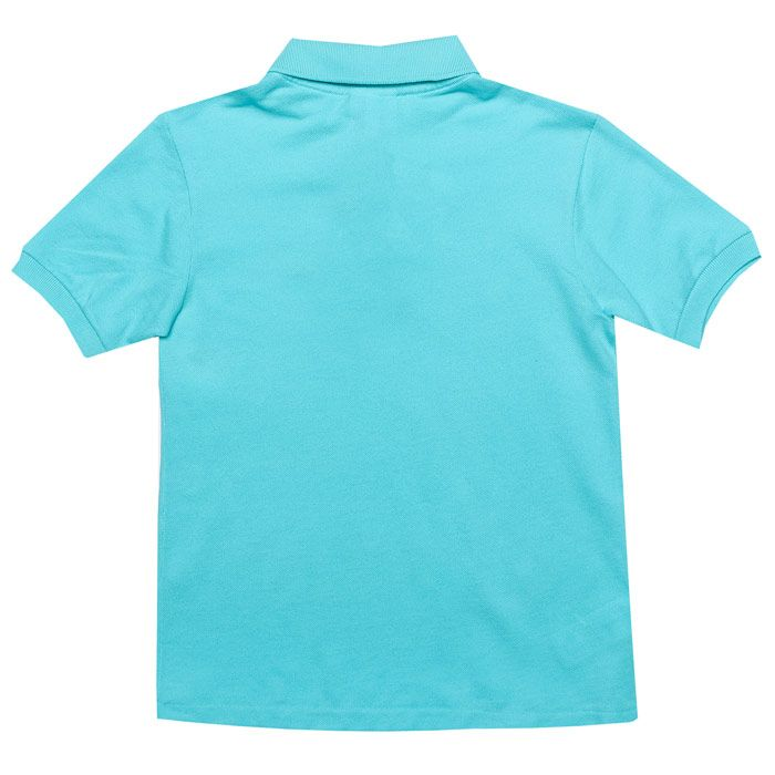 Boy's Lacoste Infant Polo Shirt in Blue