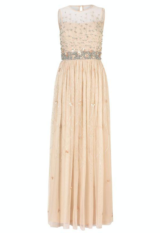 Raishma dress blush