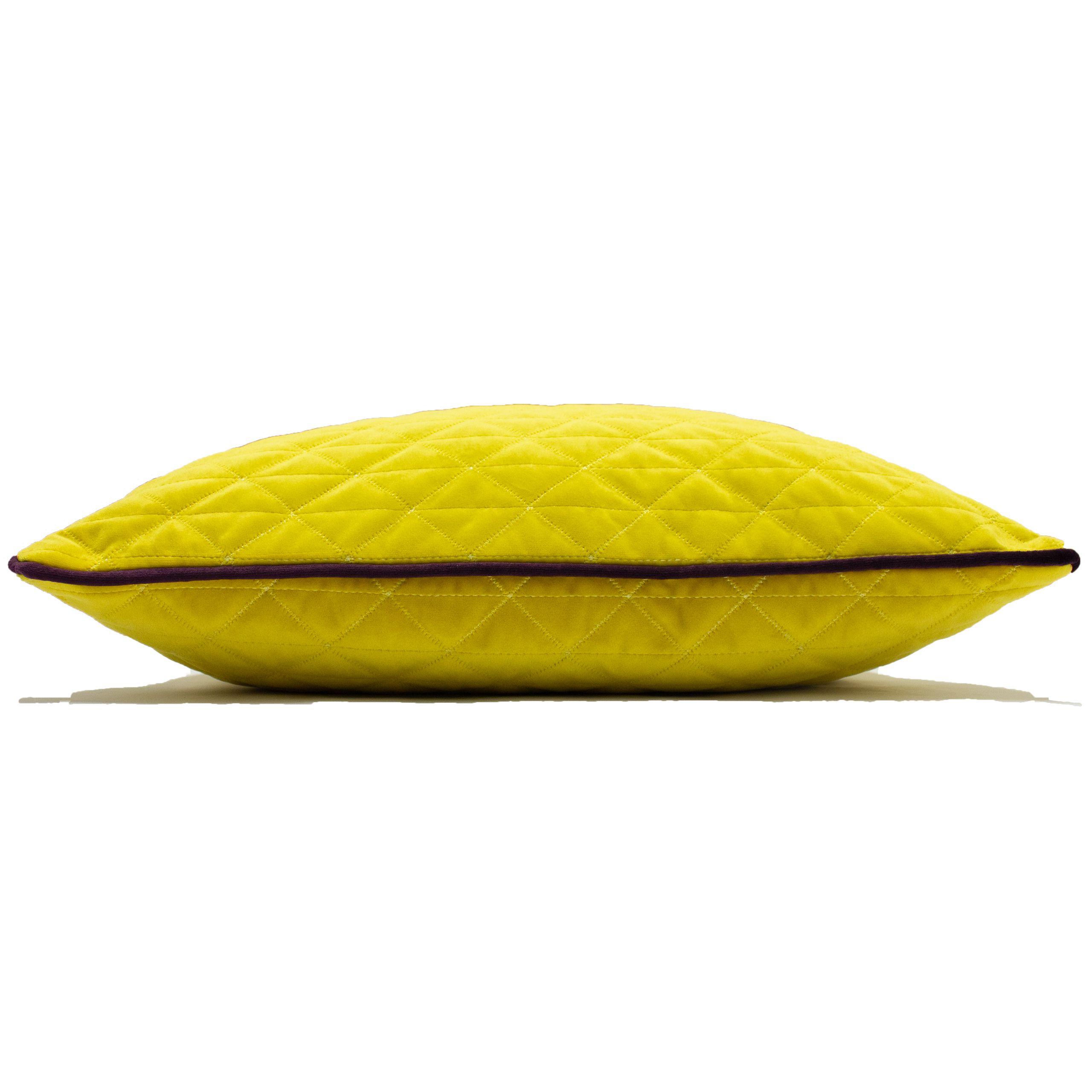 Quartz 45X45 Poly Cushion Ceyl/Aube