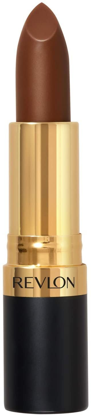 Revlon Super Lustrous Matte Lipstick 4.2g - 050 Superstar Brown