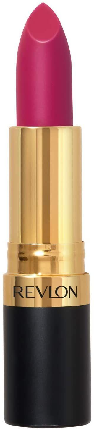 Revlon Super Lustrous Matte Lipstick 4.2g - 055 Forward Magenta