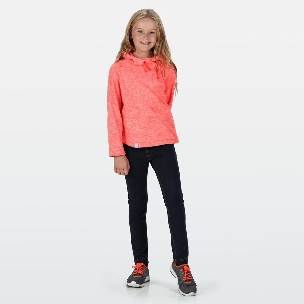 Regatta Girls Kalina Polyester Hoodie Sweatshirt