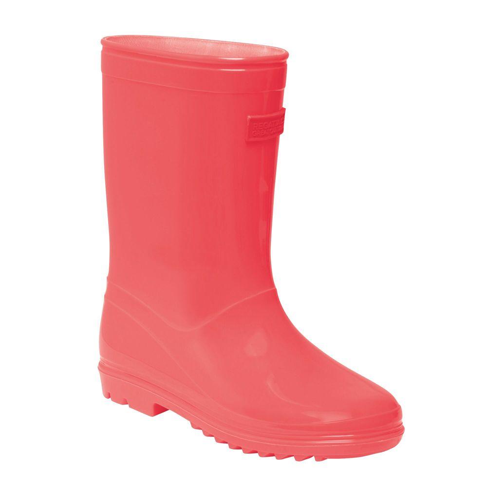 Regatta Boys Wenlock Junior PVC Waterproof Wellingtons