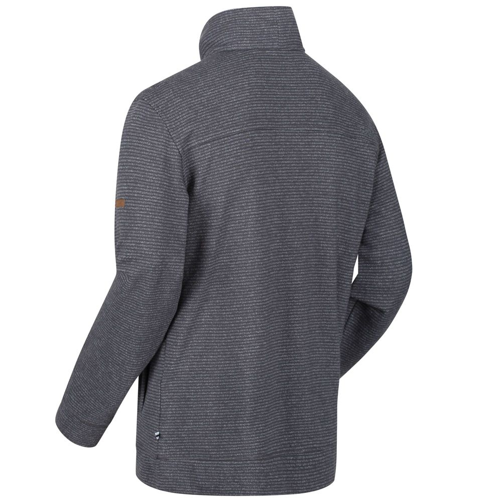 Regatta Mens Theon Cotton Outdoor Fleece Sweater