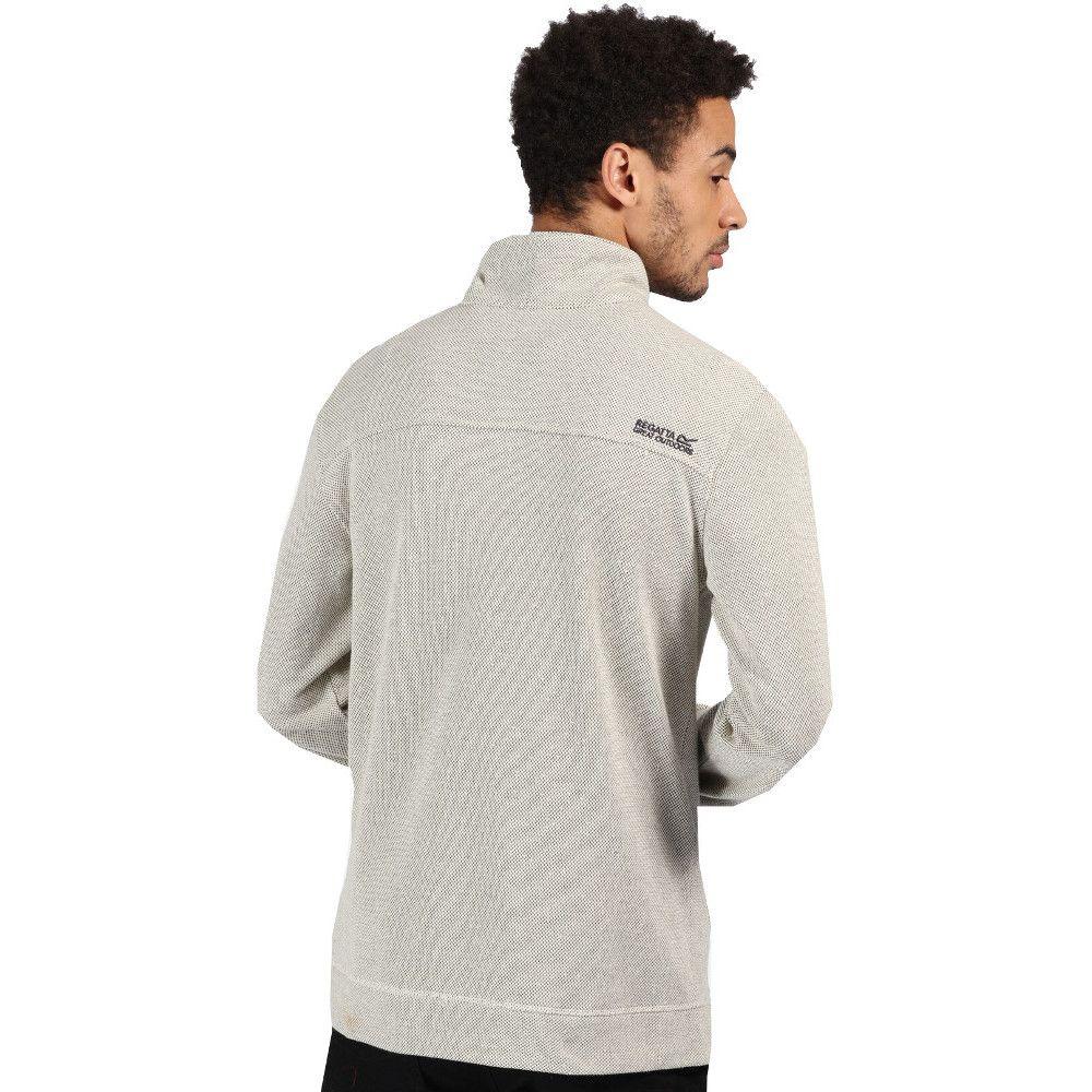 Regatta Mens Theon Cotton Outdoor Fleece Sweater