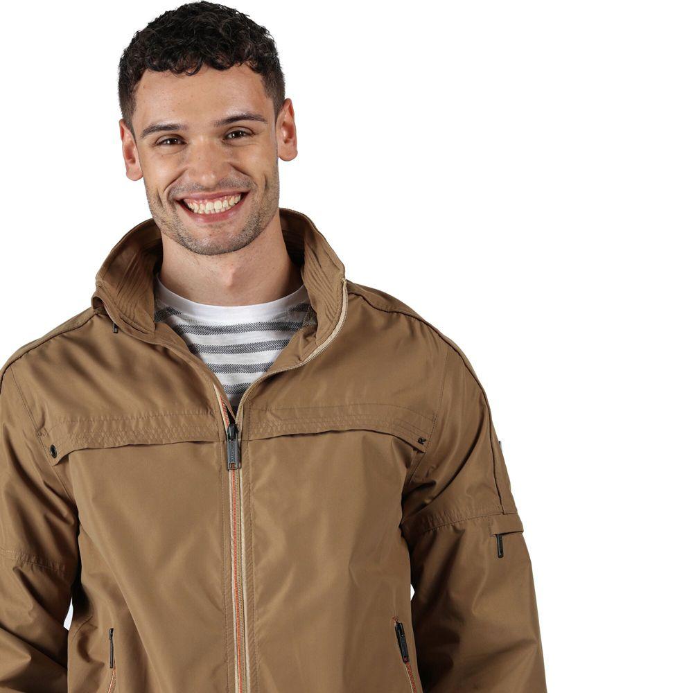 Regatta Mens Montel Waterproof Breathable Durable Jacket