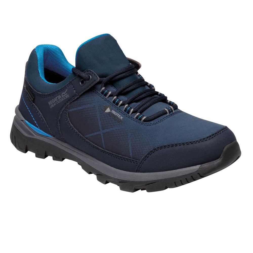 Regatta Womens Highton STR Waterproof Light Walking Shoes
