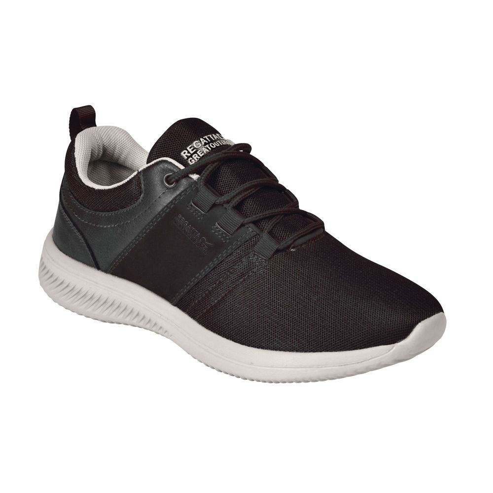 Regatta Womens Parkway Lightweight Cushioned Sporty Shoes