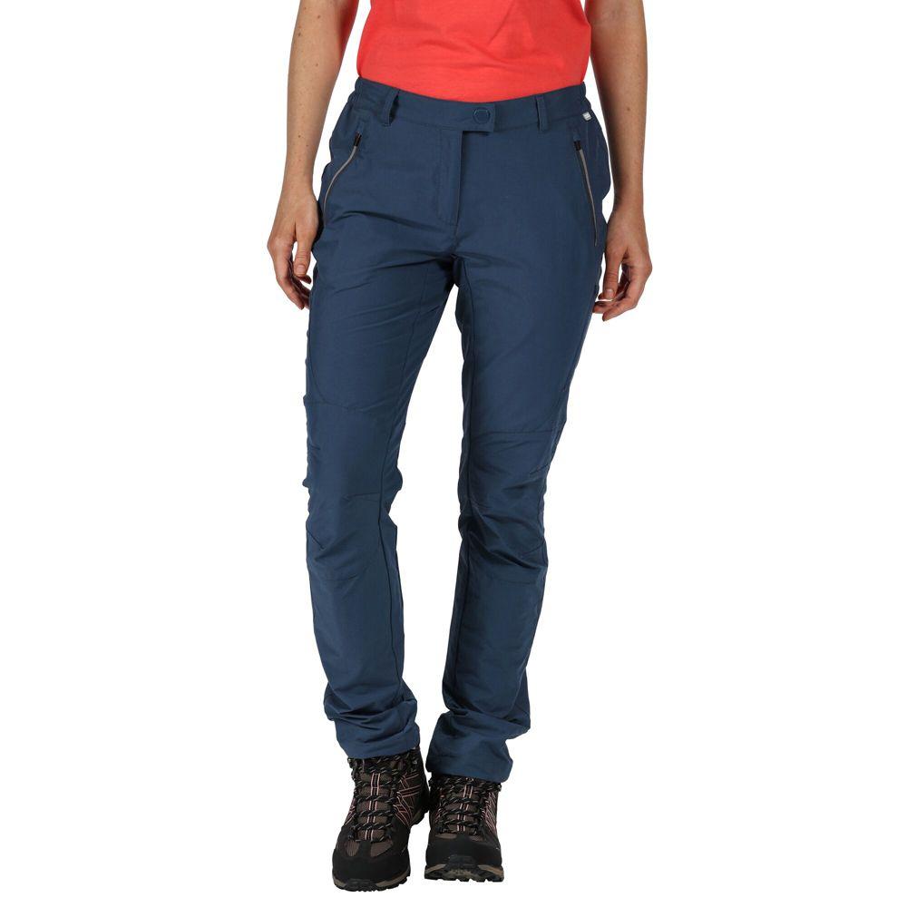 Regatta Womens Highton Water Repellent Walking Trousers