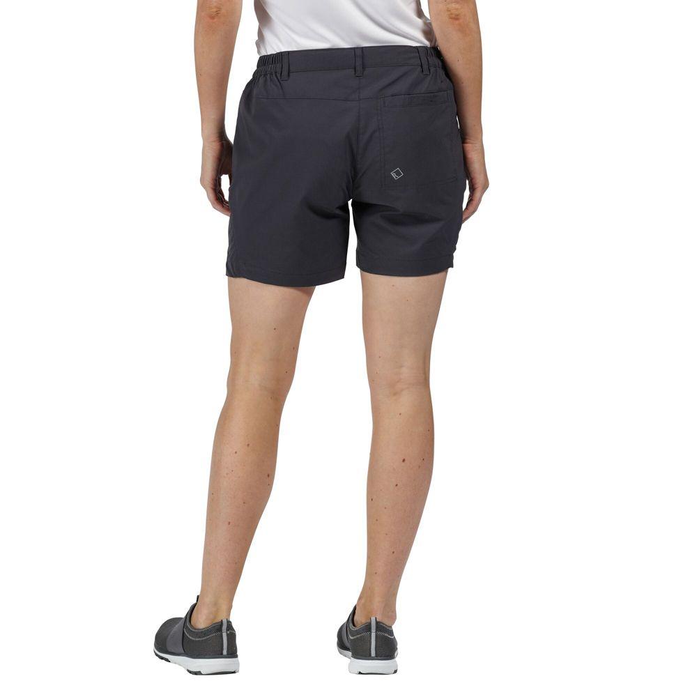 Regatta Womens Highton Mid Length Stretchy Chino Shorts