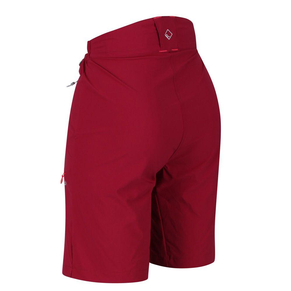 Regatta Womens Mountain Active Stretch Durable Summer Shorts
