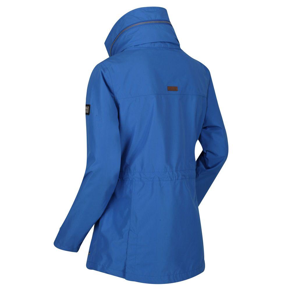 Regatta Womens Narelle Waterproof Breathable Durable Coat