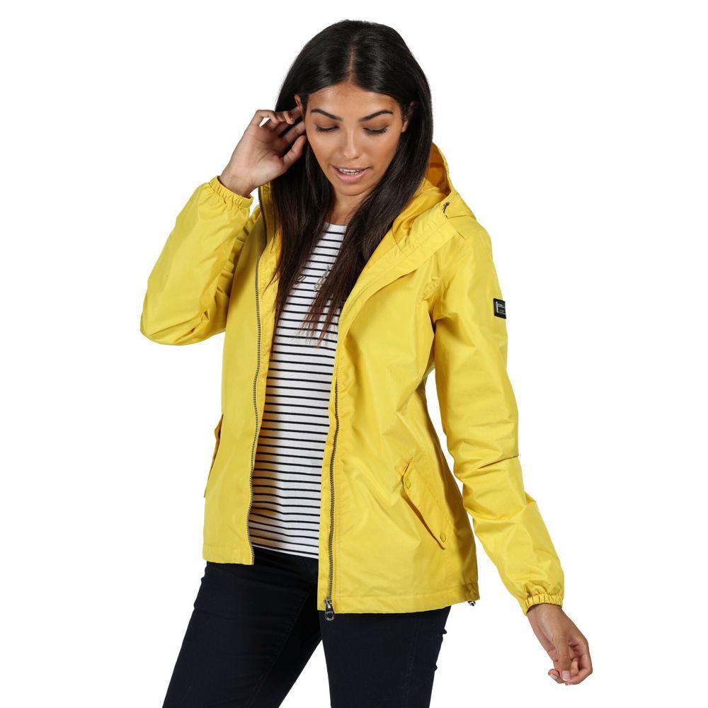 Regatta Womens Lilibeth Waterproof Hooded Durable Coat