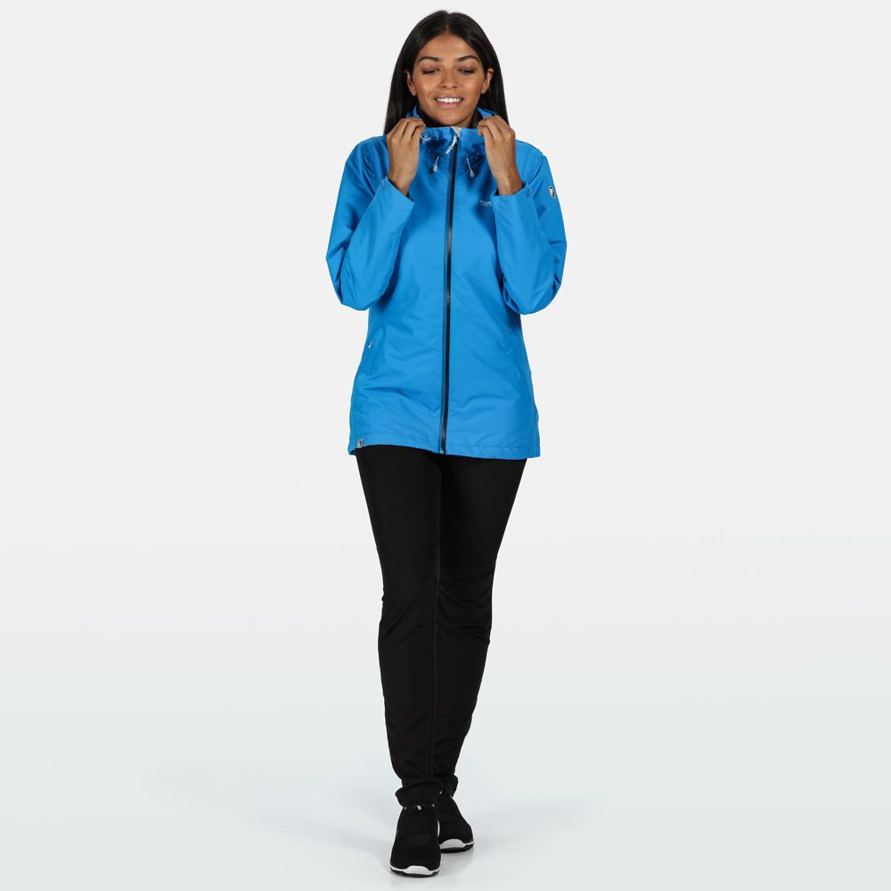 Regatta Womens Hamara III Waterproof Breathable Durable Coat