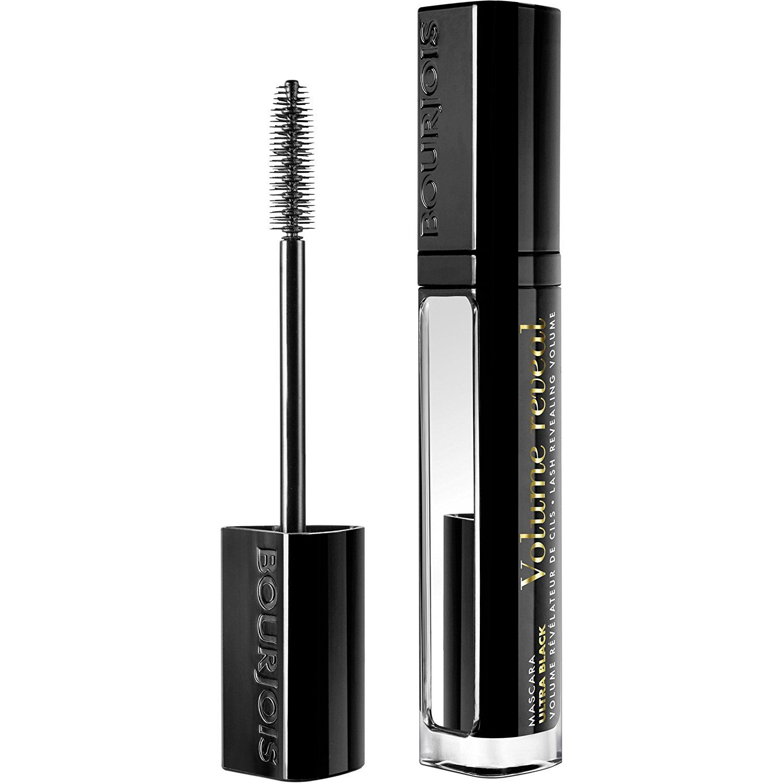 3 x Bourjois Paris Volume Reveal 7.5ml Mascara - 22 Ultra Black