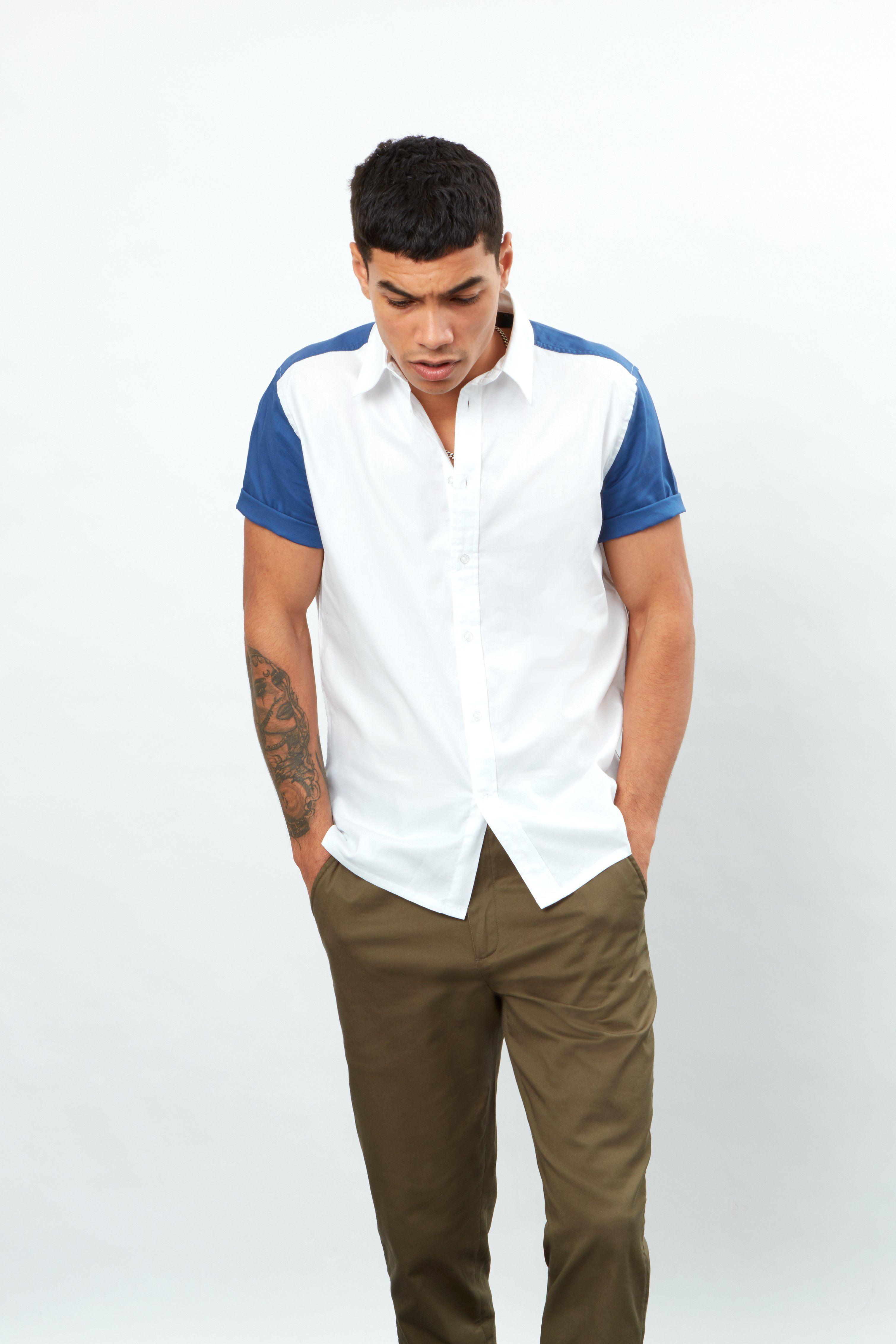 Body Short Sleeve Shirt