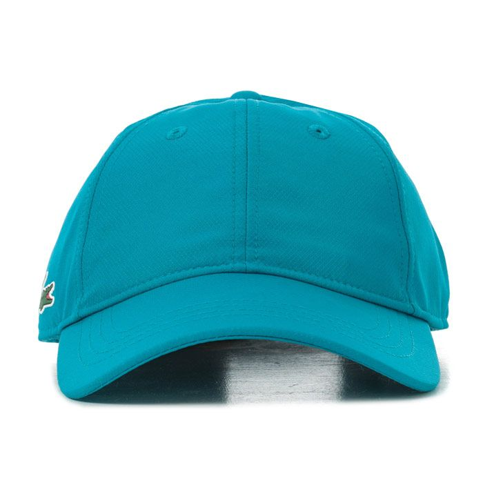 Lacoste Baseball Cap in Turquoise