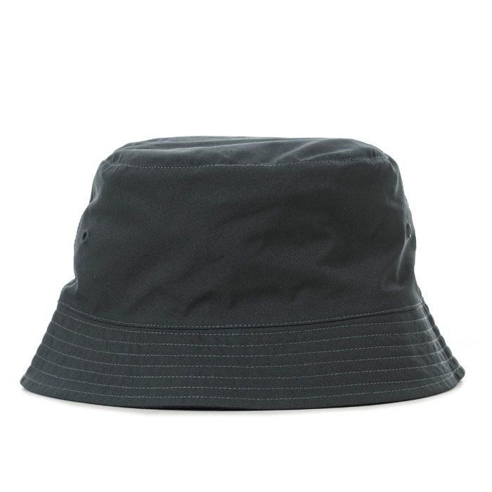 Accessories Lacoste Reversible Bucket Hat in Charcoal