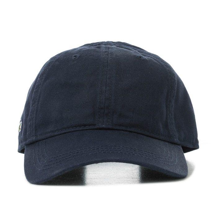 Lacoste Baseball Cap in Blue