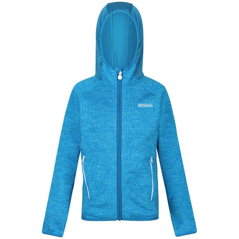 Regatta Boys & Girls Dissolver II Polyester Fleece Jacket