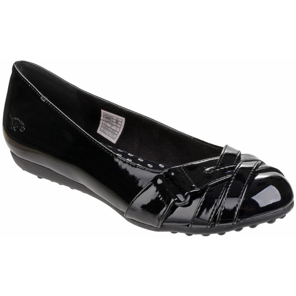 Rocket Dog Womens/Ladies Rebel Slip on Casual Ballerina Pump Shoes