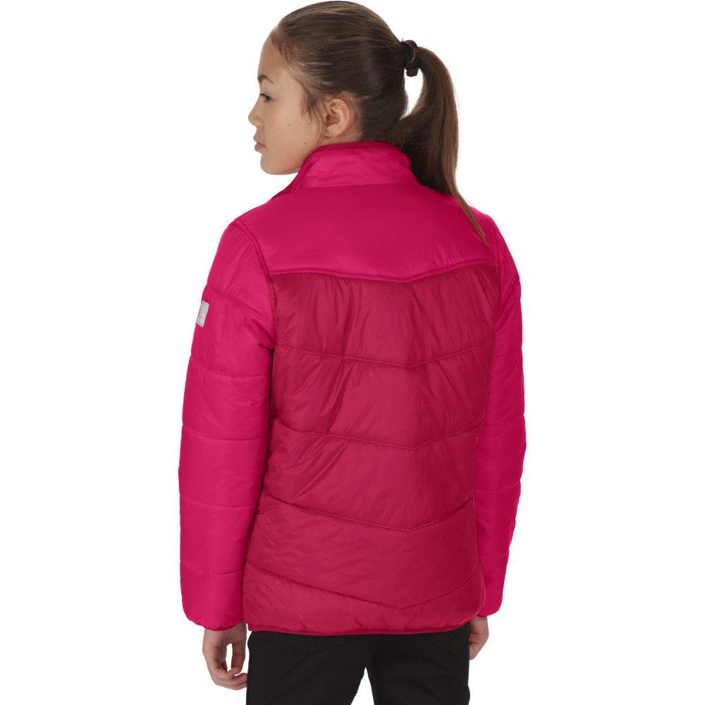 Regatta Boys & Girls Icebound III Lightweight Water Repellant Jacket