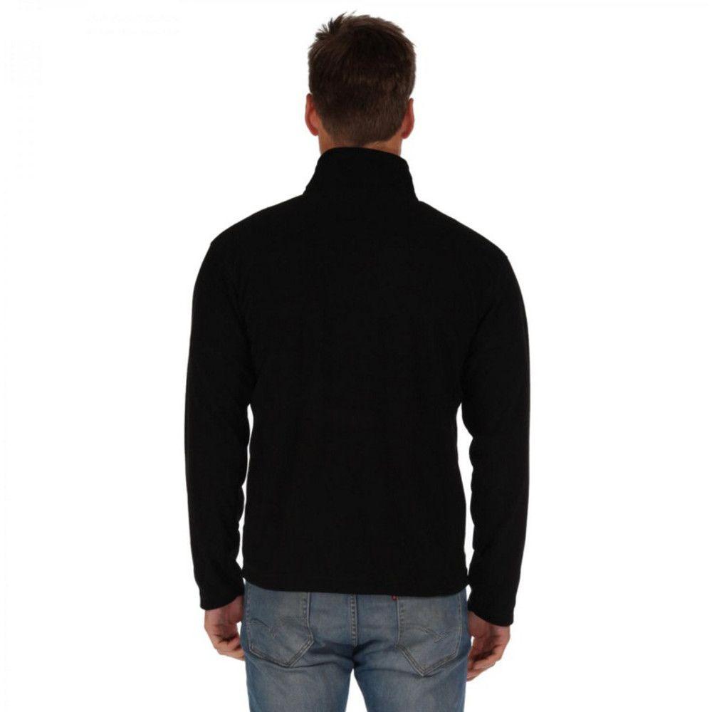 Regatta Mens Thompson Half Zip Lightweight Walking Fleece Jacket