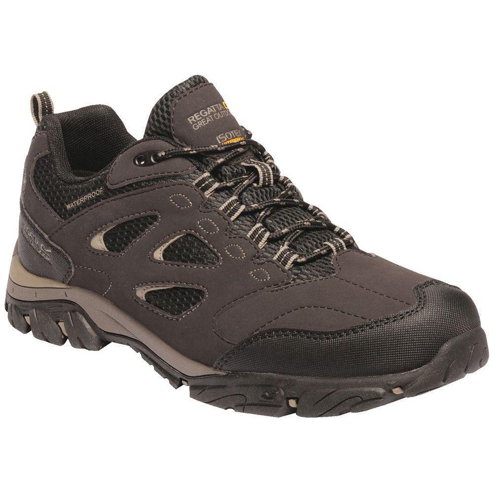 Regatta Mens Holocombe IEP Low Isotex Waterproof Fabric Walking Shoes