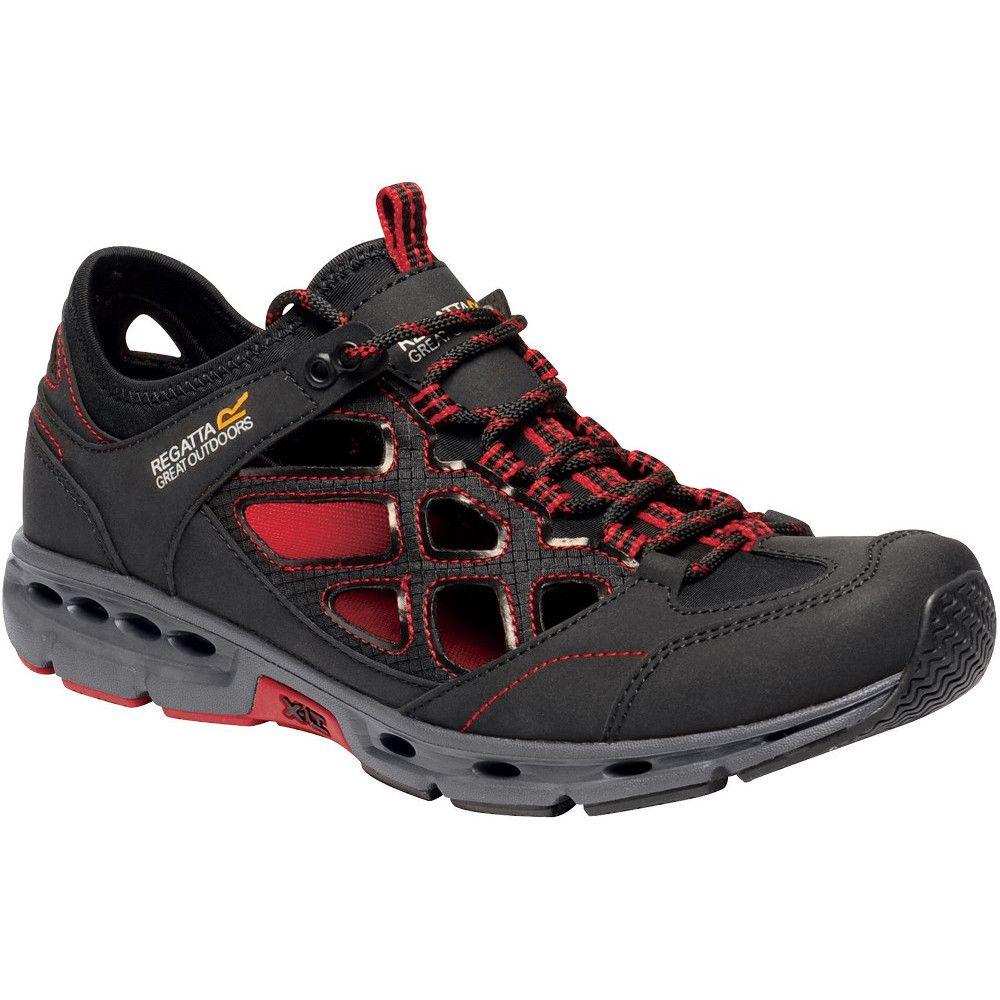 Regatta Mens Samaris Crosstrek Open Cell Walking Shoes