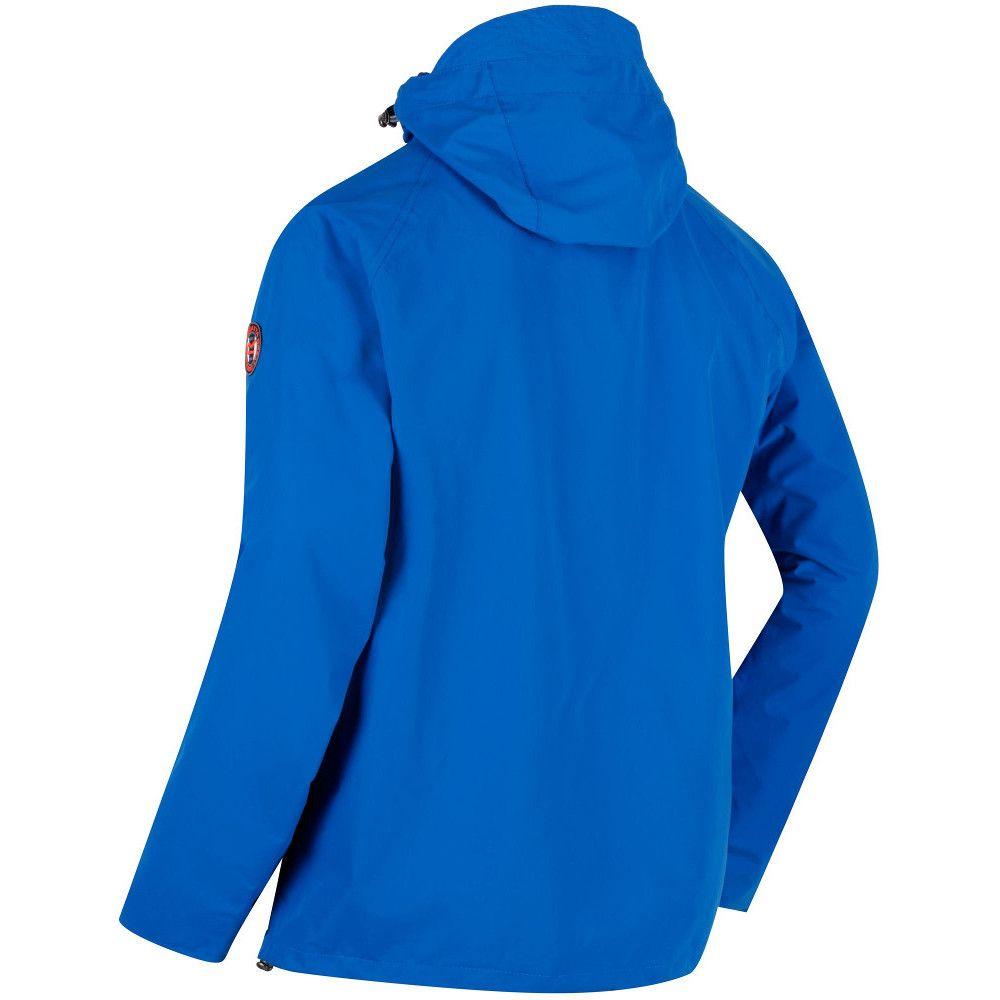 Regatta Mens Hamlen Waterproof Breathable Durable Hooded Jacket Coat