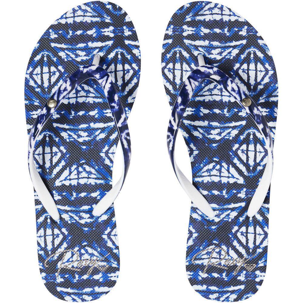 Roxy Womens/Ladies Portofino II Toe Post Casual Flip Flop Sandals
