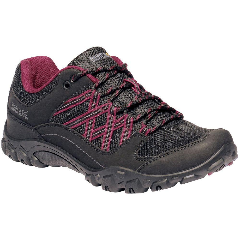 Regatta Womens Edgepoint III Waterproof Light Walking Shoes
