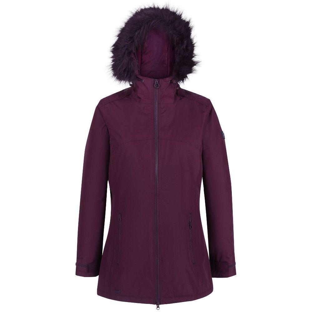 Regatta Womens Myla Waterproof Hydrafort Jacket Coat