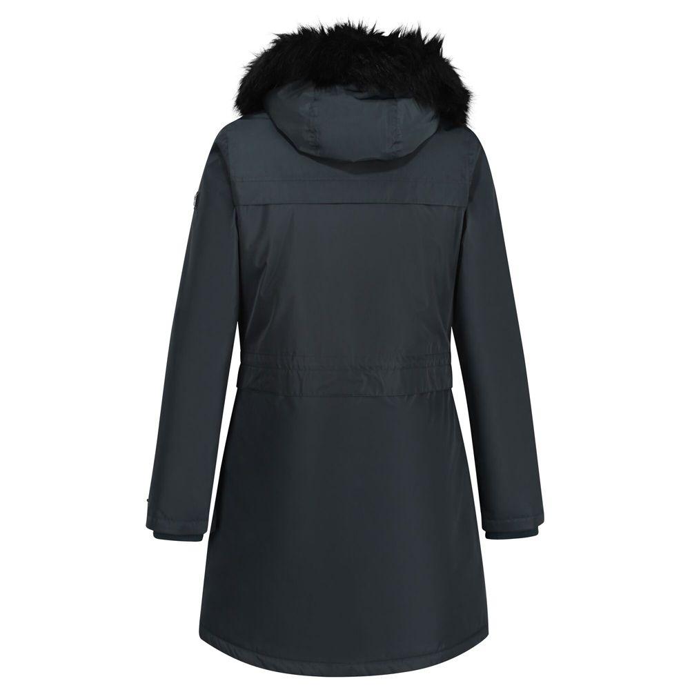 Regatta Womens Lexis Waterproof Insulated Parka Coat Jacket