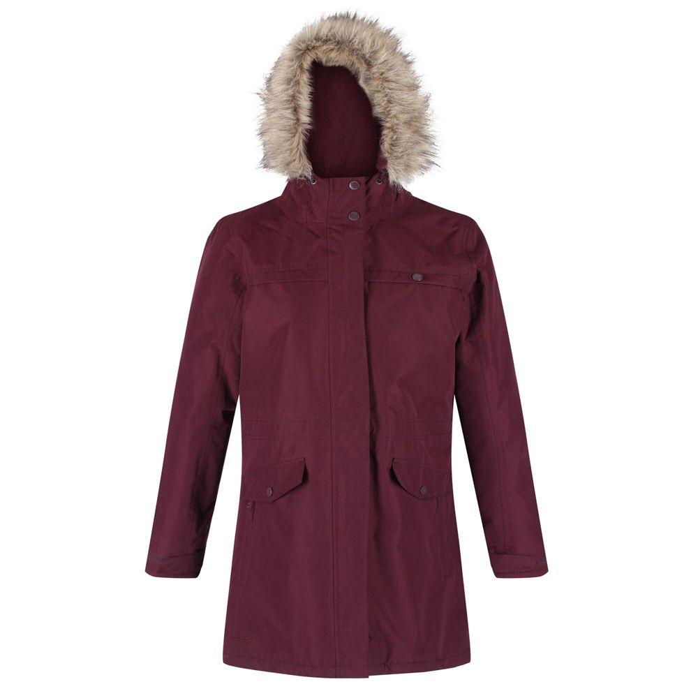 Regatta Womens Serleena II Waterproof Insulated Parka Coat