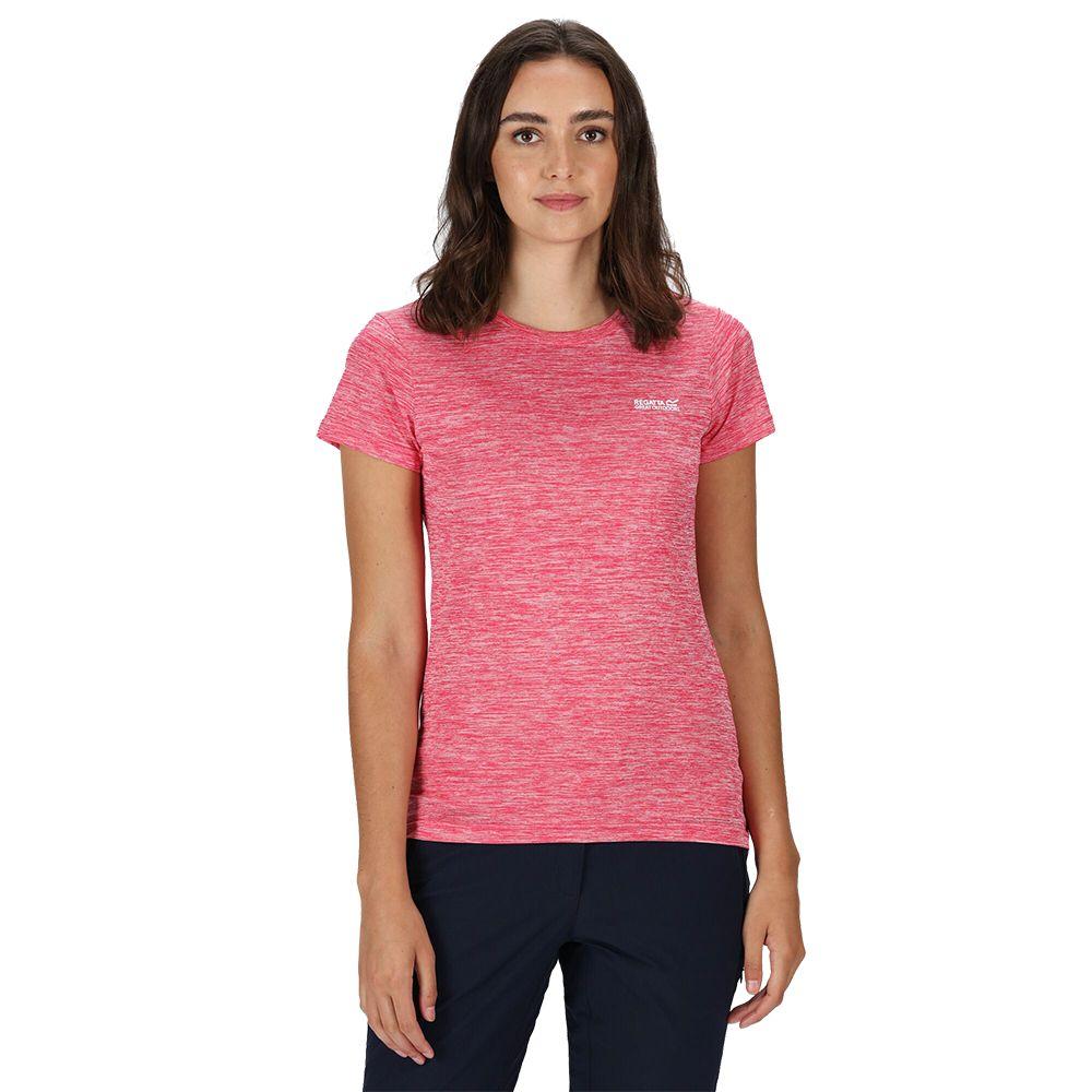 Regatta Womens Fingal Edition Wicking Jersey T Shirt