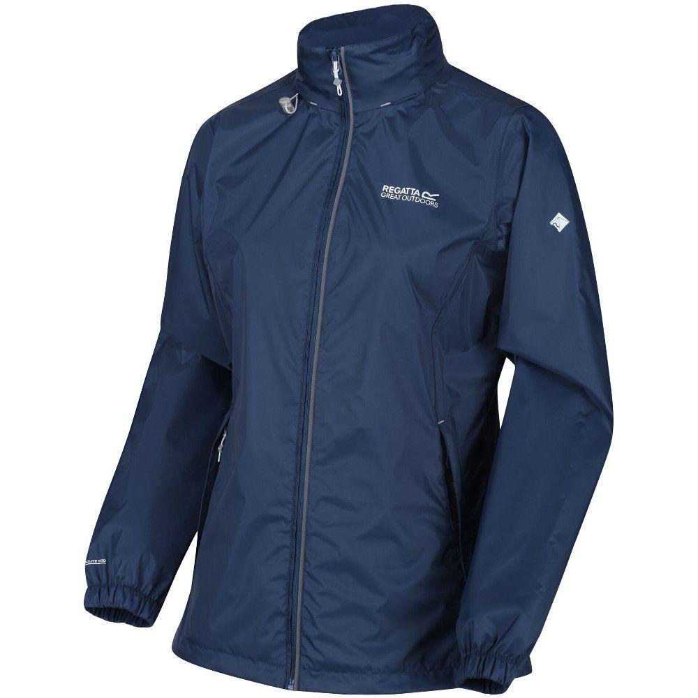 Regatta Womens/Ladies Corinne IV Waterproof Packable Jacket Coat