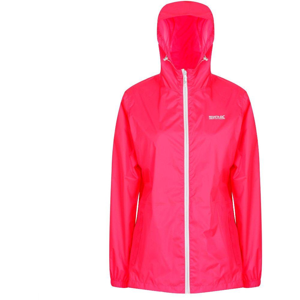 Regatta Womens/Ladies Pack It Jacket III Waterproof Durable Jacket