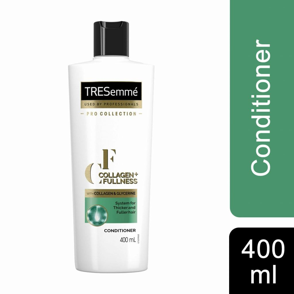 TRESemme Collagen + Fullness Shampoo Pack of 2 & Conditioner Pack of 2, 400ml