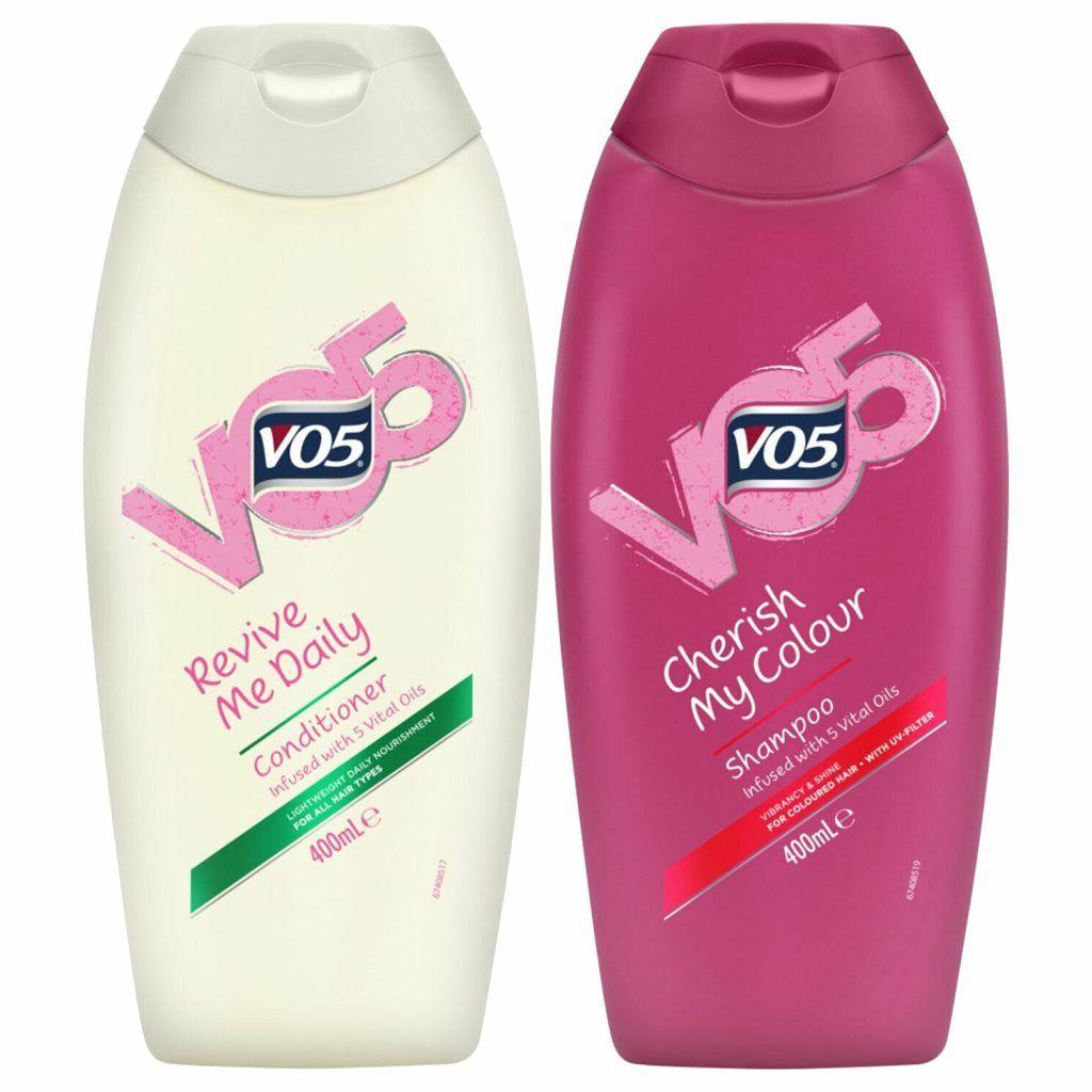 VO5 Cherish My Colour Shampoo 400ml & Conditioner x 400ml