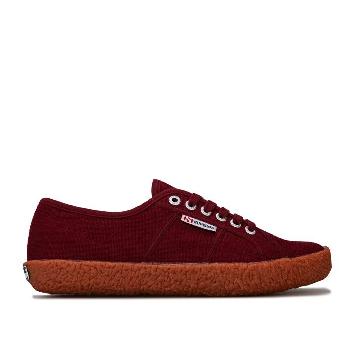 Women's Superga 2750 Cotu Classic Pumps in wine