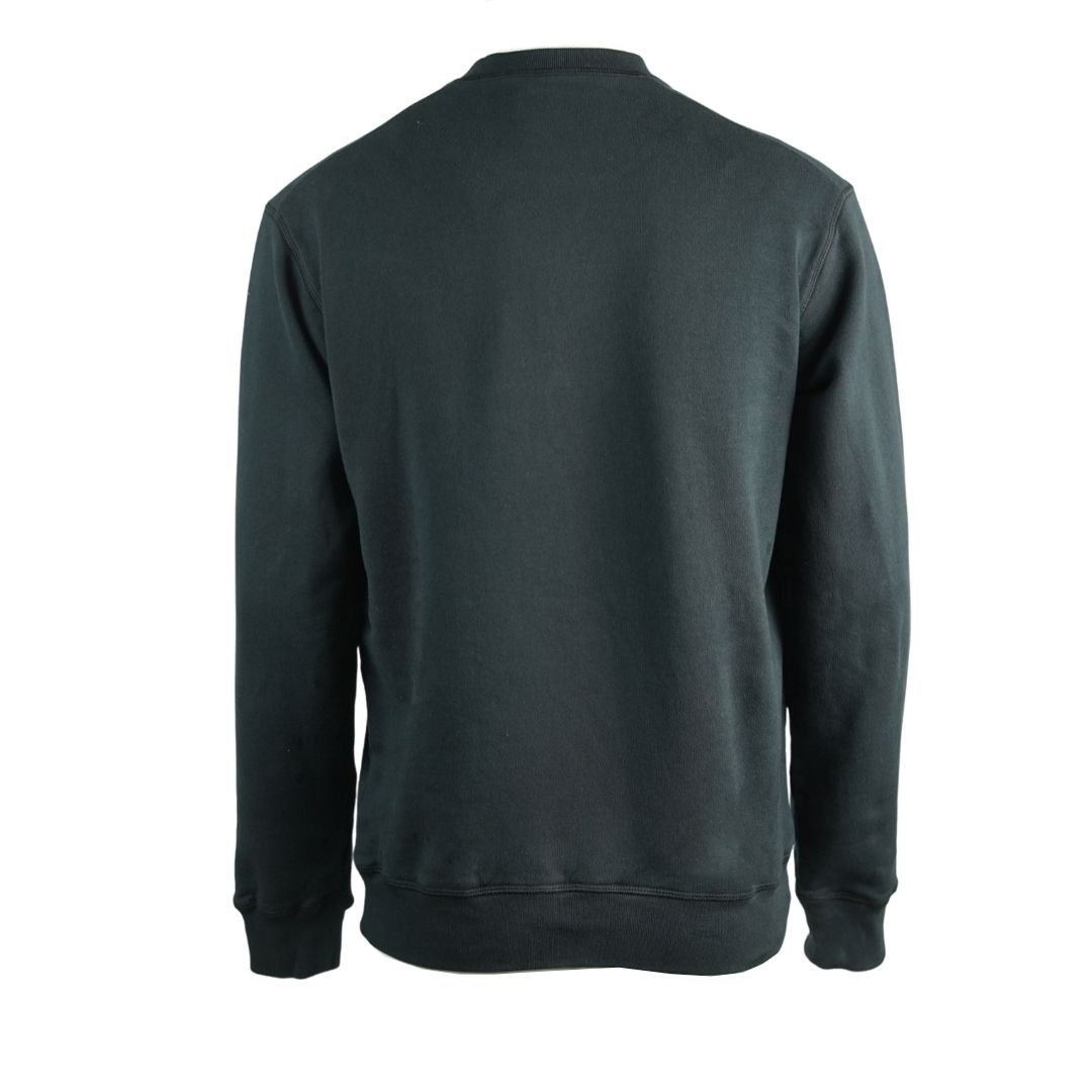 Dsquared2 Large Logo Cool Fit Black Sweatshirt