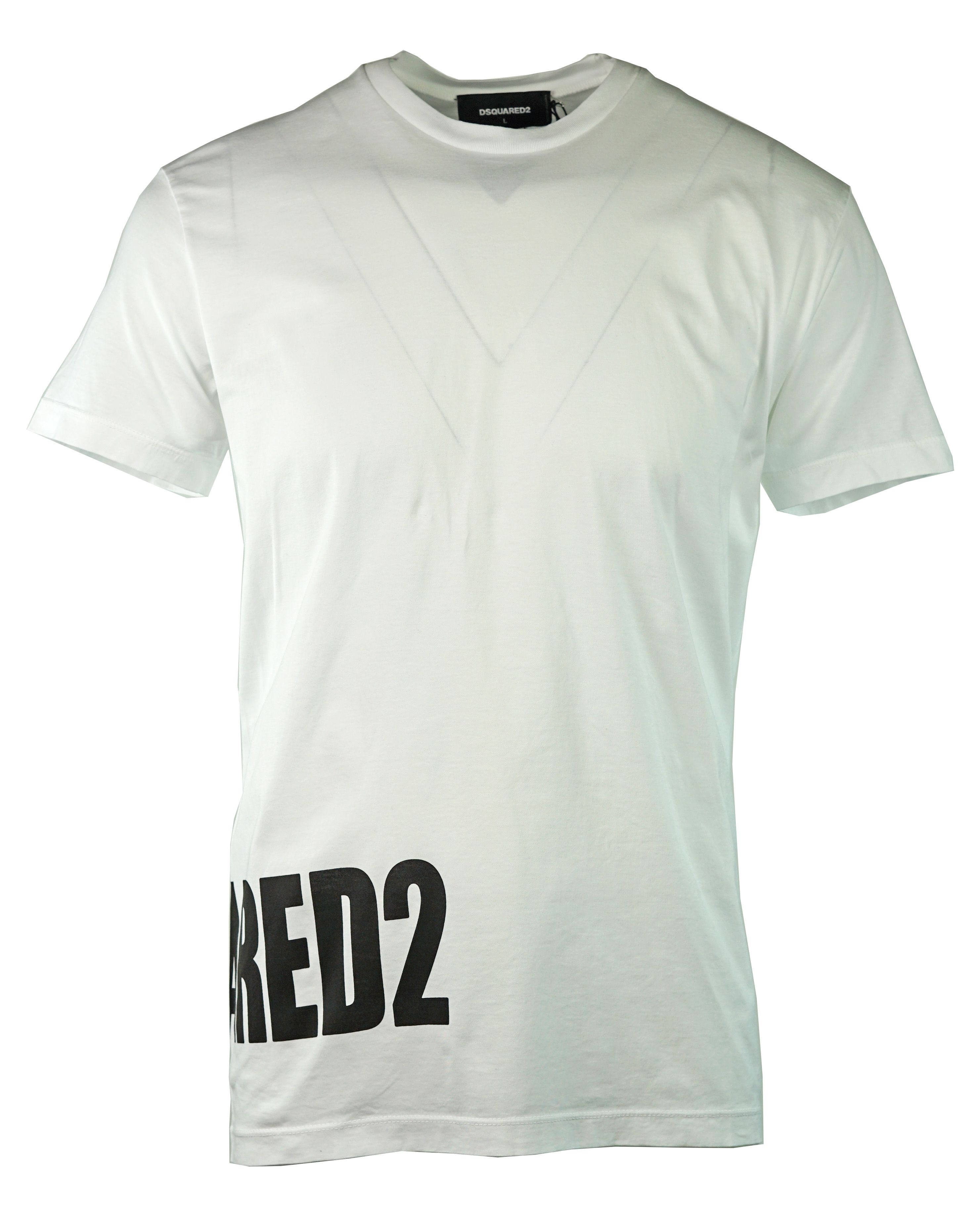 DSquared2 S74GD0463 S22427 100 T-Shirt