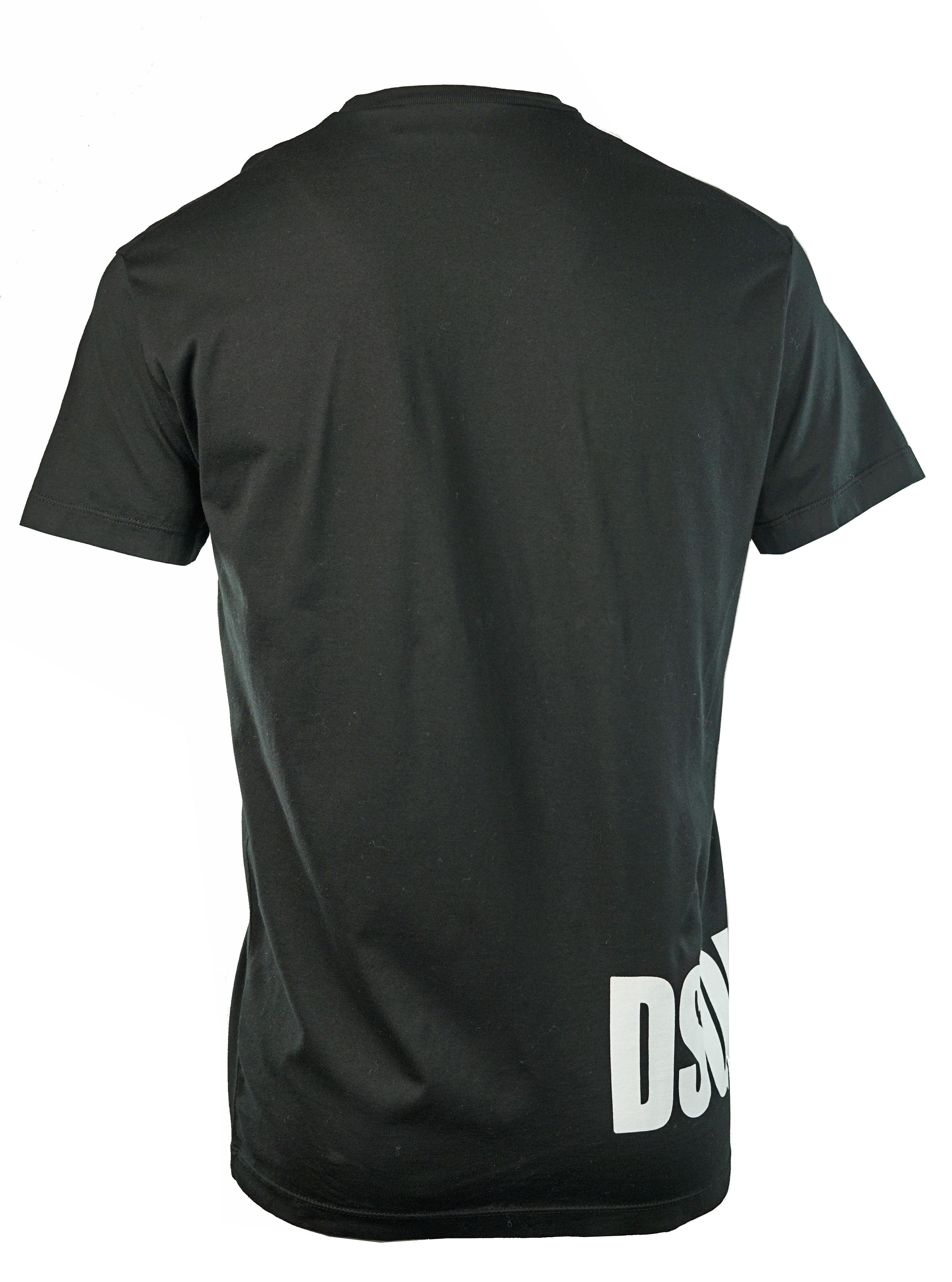 DSquared2 S74GD0463 S22427 900 T-Shirt