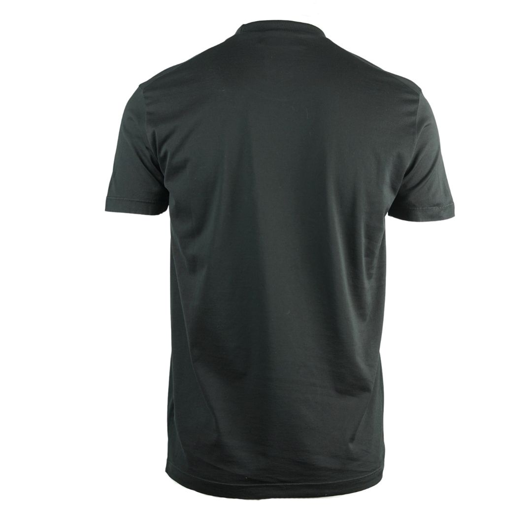 Dsquared2 Rave On Cool Fit Black T-Shirt