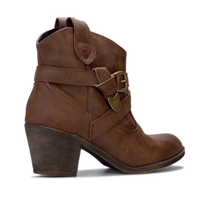 Women's Rocket Dog Satire Lane Boots in Dark Brown