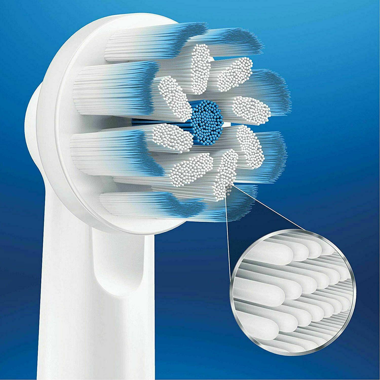 Oral-B Sensi Ultra-Thin Electric Toothbrush Heads - 4 Heads